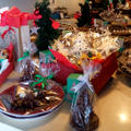 Christmas chocolate in Bali! バリ島クリスマスのチョコレート