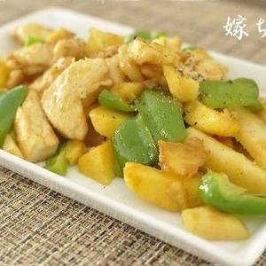 暑い日にぴったり!ごはんが進む「鶏むね肉のカレー炒め」レシピ