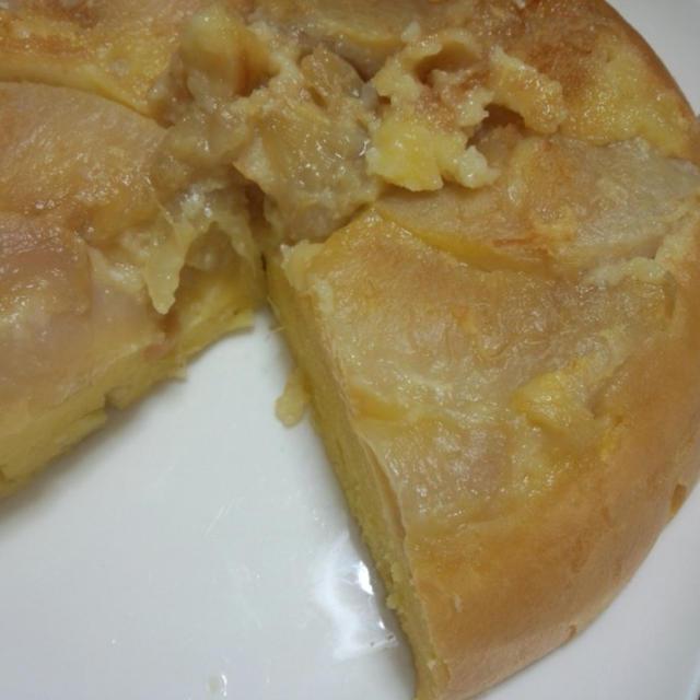 超適当に作ったのに美味しかった もものなんちゃってチーズケーキ
