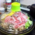 今更ですが、タジン鍋デビュー。「忙しい日でも野菜たっぷり簡単おかず」が簡単に^^