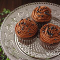 michillに掲載ありがとうございます!☆「ココアで簡単!甘くてビターな2種のチョコレートマフィン」 by めろんぱんママさん