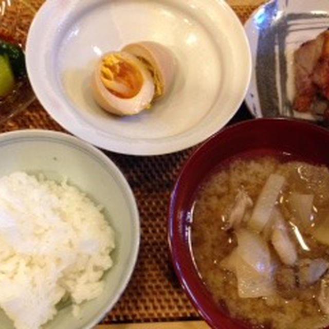 焼き豚定食