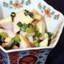 1行レシピ「蒲鉾のわさマヨ和え」おせちの残りで♪
