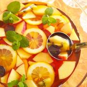 ティーパンチ 《紅茶の種類や淹れ方のポイント・フルーツの種類や量と切り方・適した甘さ・炭酸水やワインについて》パーティー・フルーツティー
