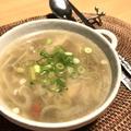 腸内環境を整えるボーンブロス鶏がらスープで作る博多風鶏の水炊き