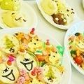 クリスマスパーティー講習in北見♪食べるのだいすき幼稚園