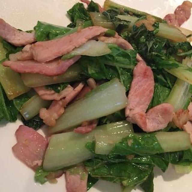 ベーコン レシピ 白菜