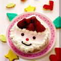 * サンタさんの★Xマスケーキ♪