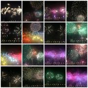 大田区平和都市宣言記念事業 第31回花火の祭典