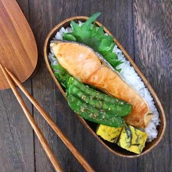 鮭弁 ☺︎