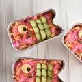 パウンドケーキ型で簡単!鯉のぼりちらしずし