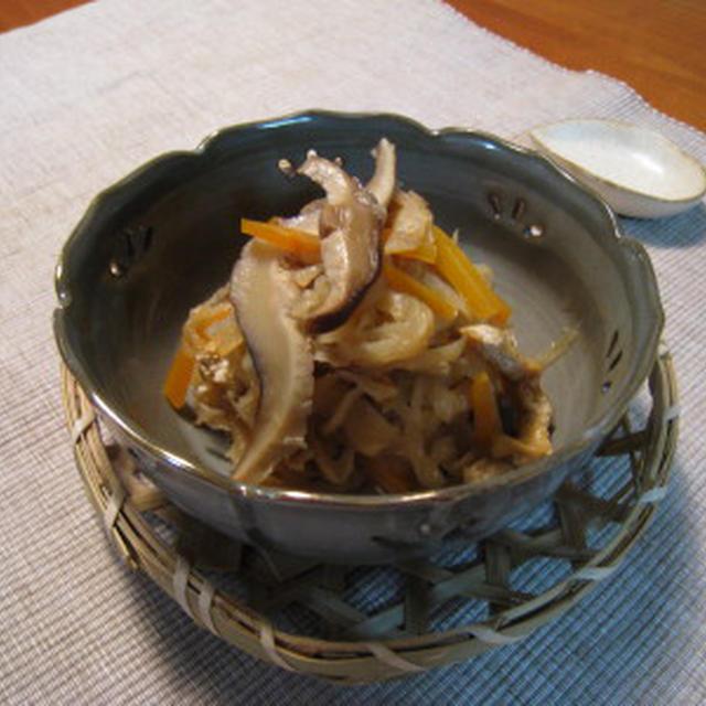 切干大根の煮物