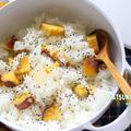 世界一軽い鋳物ホーロー鍋UNILLOYを使って【さつまいもごはん】~鍋で簡単にご飯を炊く方法
