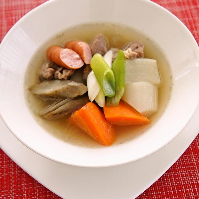 和野菜のポトフ
