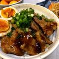 激ウマ♡レンジde柔らかチャーシュー&煮卵丼 20分でできちゃった