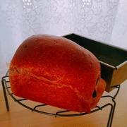 アーモンドレーズンココアパン♪