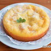 チーズ不要!生クリーム不要!牛乳で作るチーズケーキ