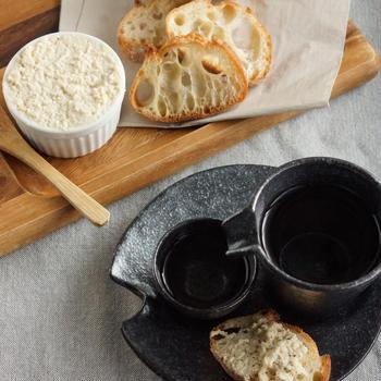 【お気に入りレシピ】豆腐とツナのアンチョビのパテ