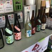 山田錦で山田錦を呑む!昼から蔵でいただく日本酒は最高です