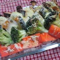 野菜のフェンネルグリル焼き