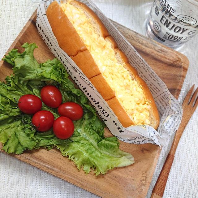 卵サンド(ゆで卵の新しい素早い皮のむき方)
