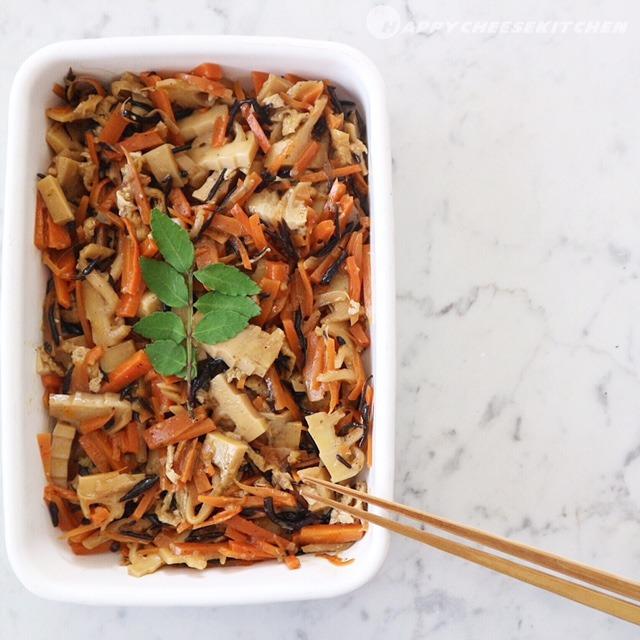 たけのこご飯の素〜茅乃舎野菜だしを使って