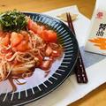 余った素麺を消費!おうちで簡単イタリアン「さっぱりトマトそうめん」 by 市川みさき/女性の健康管理士さん