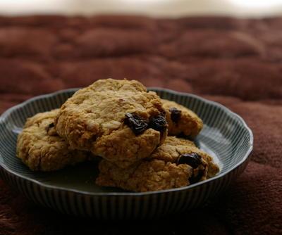 幼児食~オートミールクッキー