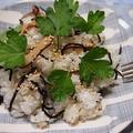 乾物でイタリアン♡ひじきでお米のサラダ