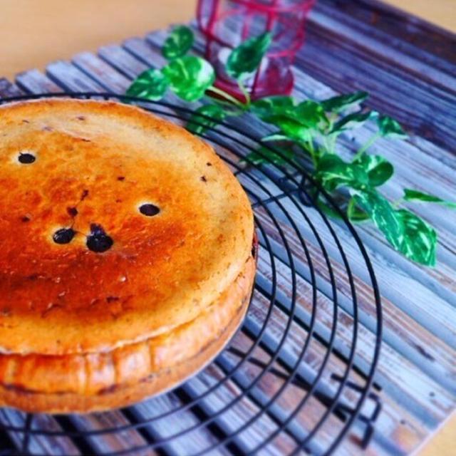 Blueberry Baked Cheesecake♪