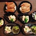 うふふの晩御飯☆穴子丼といたや貝♪☆♪☆♪