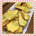 お家で簡単!さつま芋チップス by kajuさん