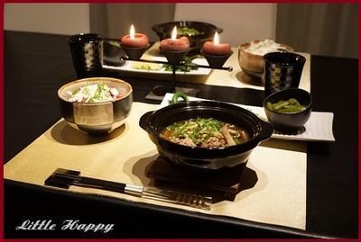 友人のために土鍋で作るおもてなし料理の提案♪