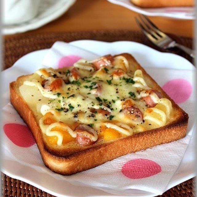 【ふるパンレシピ】フルーツ缶詰とパンを使ったアレンジレシピ