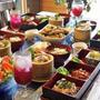 ■10月7日【おもてなしランチ メインは栗入り松茸ご飯】娘夫婦とお友達に^0^