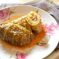 イチロー餃子のロールキャベツ
