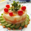 チューブ入り明太でおもてなしの前菜 ツブチューブ by きゃさりん@福岡さん