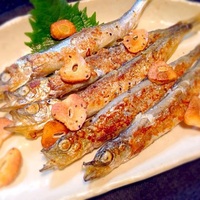 ぼっけェ!干し魚。