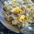 納豆初心者のための、納豆炒飯