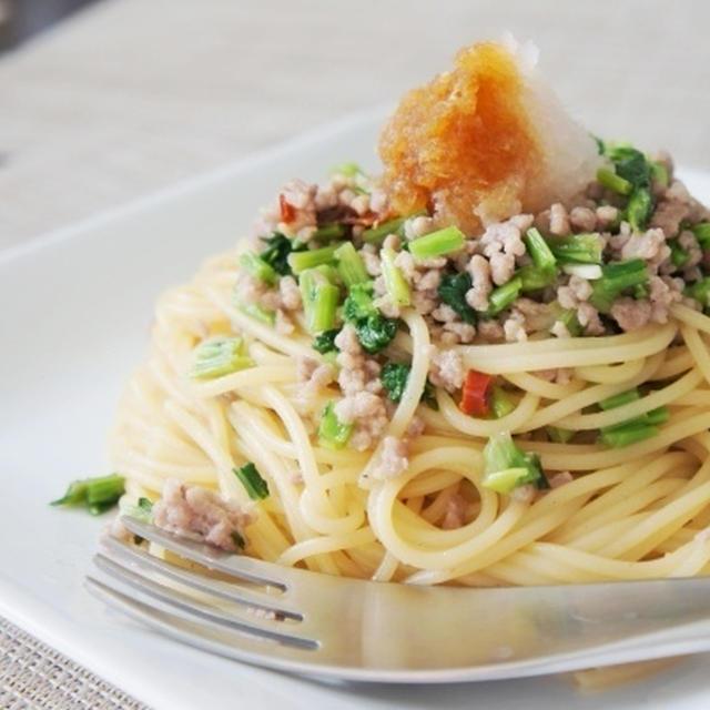 ランチ特集~大根菜deペペロンチーノとかキャベたま丼とかあんかけ焼きそばとか~