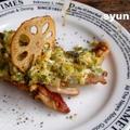 【簡単カフェごはん】鶏のネギマヨ焼きでワンプレート