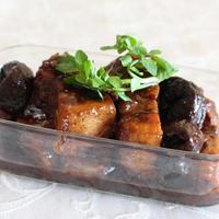 豚バラ肉のアグロドルチェ(レシピ:岡田みどり)