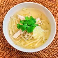 優しい味☆フォー風春雨スープ
