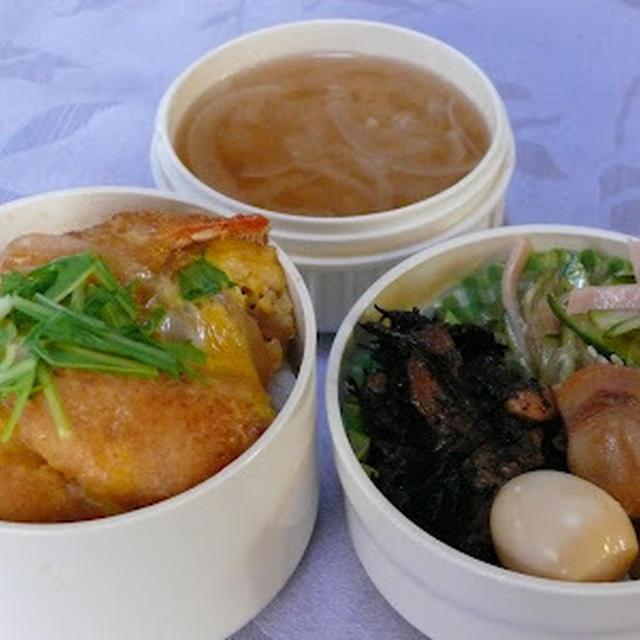 中学生、和彰のお弁当 -029-