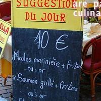 ベルギー料理
