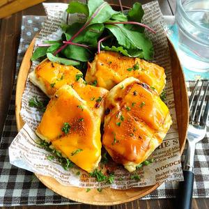 節約食材でも食べごたえばっちり!「味噌マヨチーズ焼き」の満足おかず