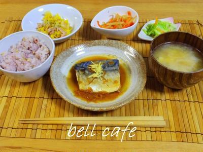 味噌煮より簡単☆鯖の梅しょうゆ煮