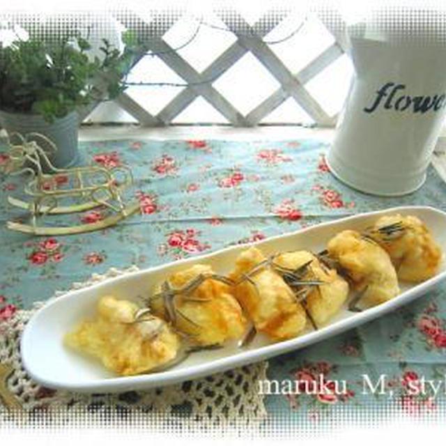 塩だけ!絶品鶏ムネ肉の美味しい揚げ物。