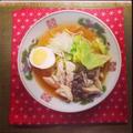 キムチ風味タンメン