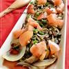 玉ねぎと椎茸のオーブン焼き ペパーかけ
